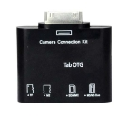 4 in 1 Camera Connection Kit  Tab OTG Connection USB Adaptor SD/MMC  M2 MS/MS Duo Card Reader for  Tablet PC