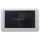 White Q80 4.3 Inch  Screen HD 720P 4GB Digital MP5 Player