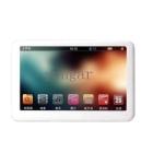 White ICOO E900P+ 8GB 5 Inch  Screen Mp5 Player