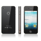 W008+ Quad Band Dual SIM 3.5 Inch Capacitive Screen Android 2.2 GPS WIFI Smart Phone