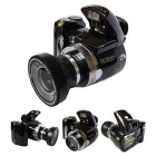 Wholesale Protax 10MP 8X Digital Zoom digital camera DC500 with MP3/MP4 Player