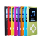 MusicTube 5 Gen MP3 Player (8GB, 5 Color Available)