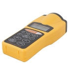 60ft Ultrasonic Tape Measure With Laser Pointer
