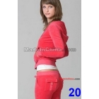FREE SHIPPING Brand New Velours fashion long Sleeve Sweat suit brand Tracksuit woman's sport suits 01dre