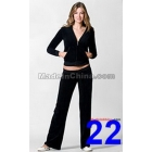 FREE SHIPPING Brand New Velours fashion long Sleeve Sweat suit brand Tracksuit woman's sport suits 08dre