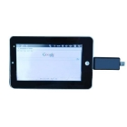 Free shipping 7 Inch WIFI  1.6 Tablet PC MID Netbook with Built-in Camera
