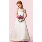 free shipping brand new dress! New style flower girl Dress ( Custom-made ) size :#2---#14style flower girl