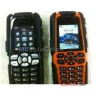 "S8 Mobile phone 2.2"" Military 3 Anti Waterproof Dustproof Shockproof Single Sim Card Quadband Cell Phone"