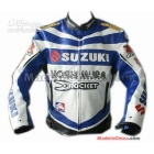 motorcycle Jackets racing jacket motorcycle  jacket white/black waterproof &windproof            s7