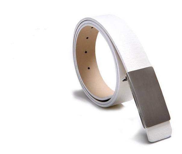 unisex belt waist belts fashion dress flat wholesale