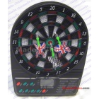 new hot in stock electronic dart board scorre 18game 1LED 3 darts