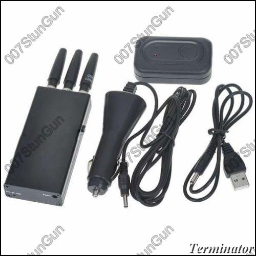 Block wireless signal - Mini Size Medium Power Cellphone Jammer