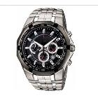 Free shipping hot sale EF-540D-1AV Mens quartz wristwatch + Box Chronograph Watch