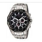 Free shipping hot sale EF-540D-1AV Mens quartz wristwatch + Box Chronograph Watch