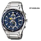 HK post Free shipping men watch EF-553D-2AV EF-553D-2A EF-553D 553D quartz ristwatch EF-553D 553D + box