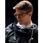 Moscot Lemtosh BLONDE eyewear glasses johnny depp