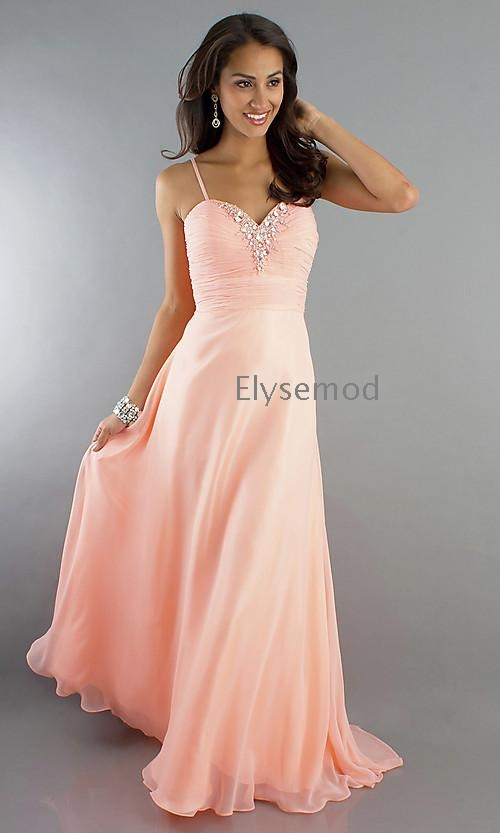 Hottest Light Pink Prom Dresses - Holiday Dresses
