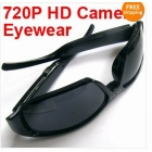2012 New fashion 20P digital sunglasses cameras dvr vedio recorder , hidden mini glass, AVP015Eb