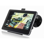 7 Inch  screen Car GPS Navigation Sat Navigator With Blue-tooth AV/IN Maps in 8GB Card