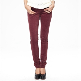 VANCL Gabriela Slim Tapered Corduroy Pants - Commercio all ...