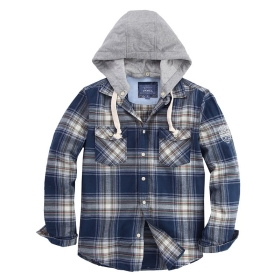 Mens Shirts With Hoods | Is Shirt