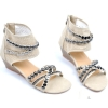 Free shipping! 2010 New European Women 's star Shoes Sandals size: 35 - 39  cv6