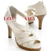 Free shipping! 2010 New European Women 's star Shoes Sandals size: 35 - 39  cv12