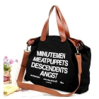 hot sale tote bag casual canvas big bag fashion ladies should bag handbag free shippment factory price Free Shipping W1236