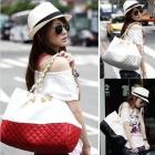Satchel Designer Purse Shoulder leather Handbags Bags Fashion women Tote Wholesale and retai Free Shipping W1266