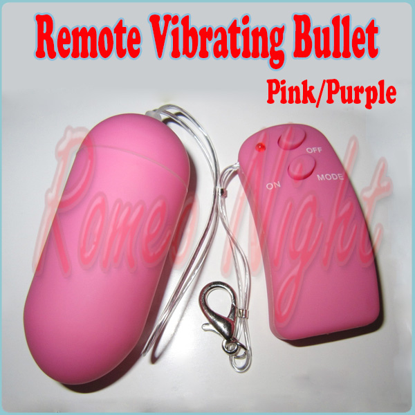 10 Modes Vibration Bullets Remote Control – Wholesale 10