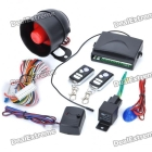 Car Security Alarm System w/ Remote Controller (DC 12V) SKU:102263