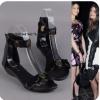 Free shipping! 2010 New European Women 's star Shoes Sandals size: 35 - 39  cv17