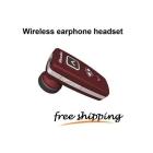 free shipping  2  Wireless Earphone Headset-Red A398