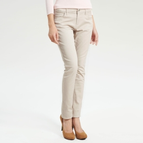 beige womens pants - Pi Pants