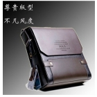 free shipping 1pcs fashion men's briefcase/PU Leather briefcase bags/fashion men's Business Bags/fashion briefcase/wholesale -- --10