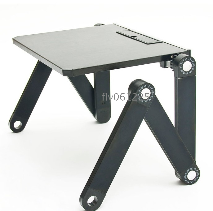 Omax laptop desk foldable table folding small wholesale for Small folding desk table