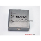 1.5A Version - ELM327 Aluminum shell USB Interface OBD-II CANBUS DIAGNOSTIC TOOL Hot Selling