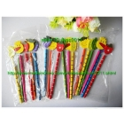 HOTSELLING Cartoon pencils gift pencil Lovely colour pencil Cartoon Stationery set 50pcs
