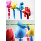 Cartoon pencils gift pencil Lovely pencil Cartoon Stationery 9pcs