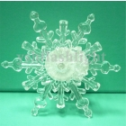 Christmas Gift Battery Operated christmas The snow flower light Christ