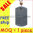 [ON SALE][ MOQ 1 piece] Quantum Scalar Energy Pendant 2000 ~ 3000 ions Square Design Necklace