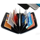 free shipping high quality Aluminum credit card wallet 8 colors can be choose BG001