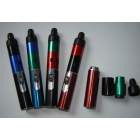 1 pcs Click N Vape all In One Vaporizer W/Wind Proof  Lighter Snake Vapes Free Shippin China Post  Color randomly