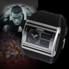 30M Waterproof New OHSEN Black Analog Digital Mens Quartz Wrist Watch(A007B)