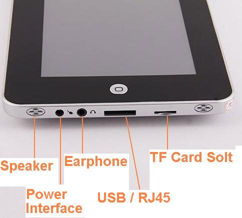 Flash player for tablet pc