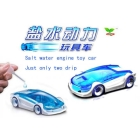2011 wholesale new energy toys, salt water engine power toy car, free shipping by china post air