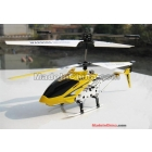 2013 hot selling rc helicopter, 3.5  alloy with flash light, three color, syma S107G, free shipping by china post
