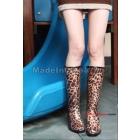Wholesale boots Rain boots Fashion boots  high boots High-heeled boots rain boots models - the tropical rain forest