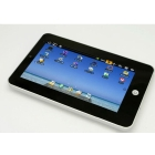 2pcs/lot free EMS/DHL 7 inch VIA8650,  2.2,  256,CPU 800 MHZ, 2GB,flash player pc laptop MID tablet pc 3g supported g sensor