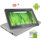 "wholesale 10.2"" flytouch android 2.3 cortex a8 wifi gps hdmi wopad V10 tablet pc 4GB/8G/16G"
